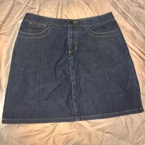 AE Denim Skirt 🌘